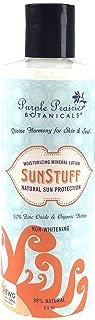 Purple Prairie SunStuff Mineral Sun Protection 20% Zinc 9.5 oz