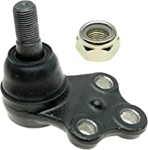 ACDelco 46D2304A Advantage Front Lower Suspension Ball Joint Assembly