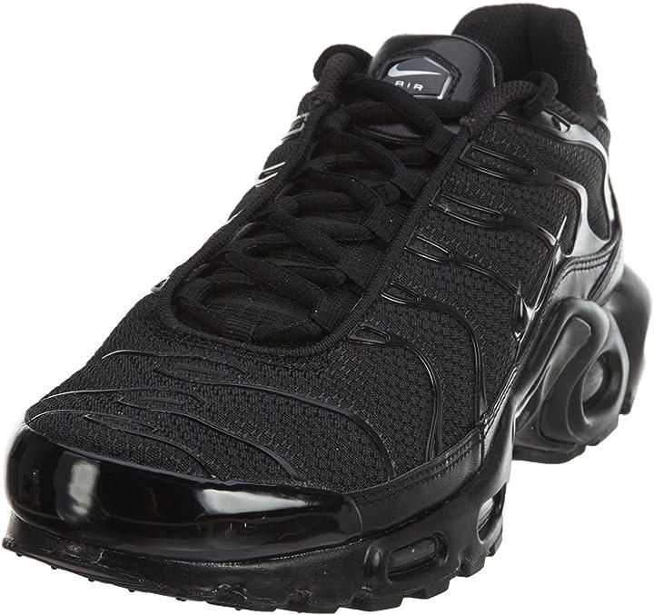 Nike air max plus, scarpe da ginnastica basse uomo 604133