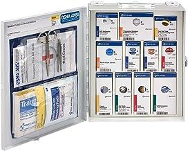 کمک های اولی 90578 کابین کمک های اولیه به SmartCompliance Medium، بدون دارو، سفید