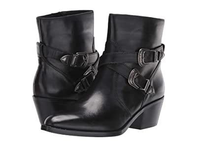 Patricia Nash Sandra (Black Leather) Women