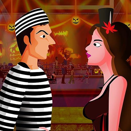 Jungs treffen Mädchen Halloween: die Dating-Kostüm-Party Nachtclub Tanzwettbewerb - Gratis-Edition