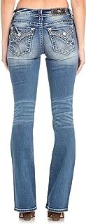 Swing My Way Slim Bootcut Jeans