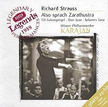 Strauss, R.: Also sprach Zarathustra; Salomes Tanz; Don Juan; Till Eulenspiegel
