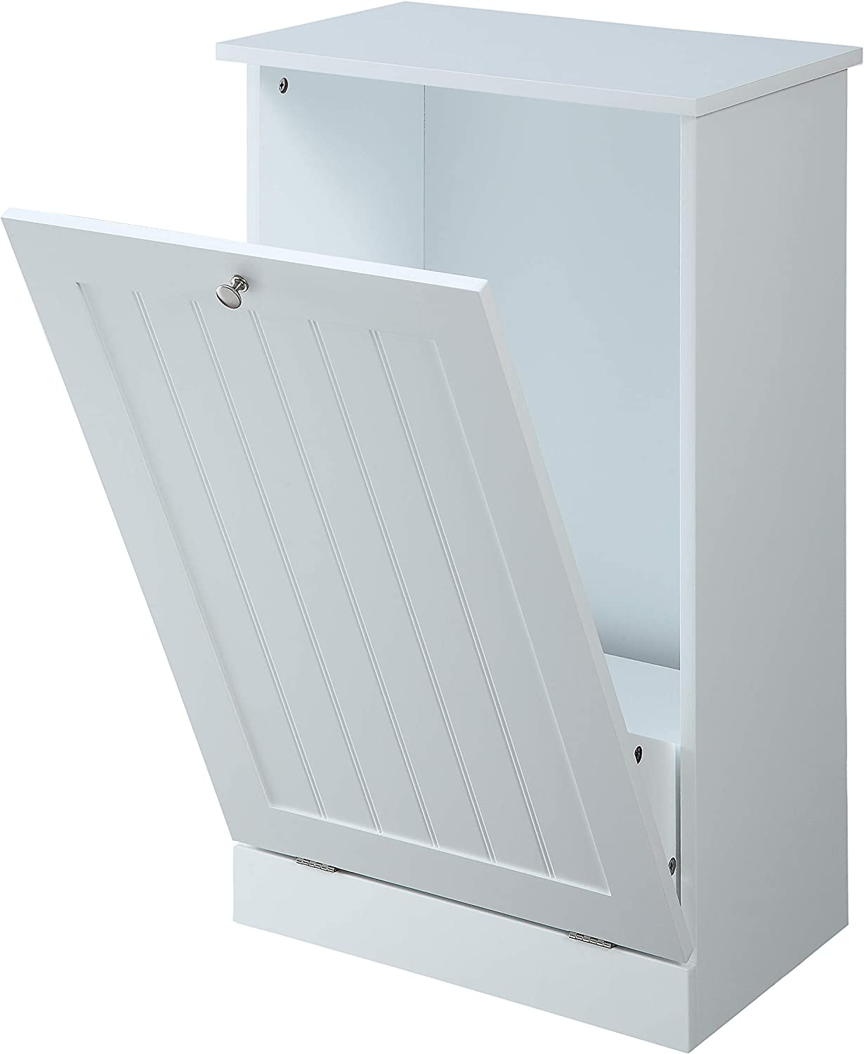 Tilt Out Trash Bin Cabinet or Spring new work one after another Free Shipping New Laundry Hamper Northwood Callig by