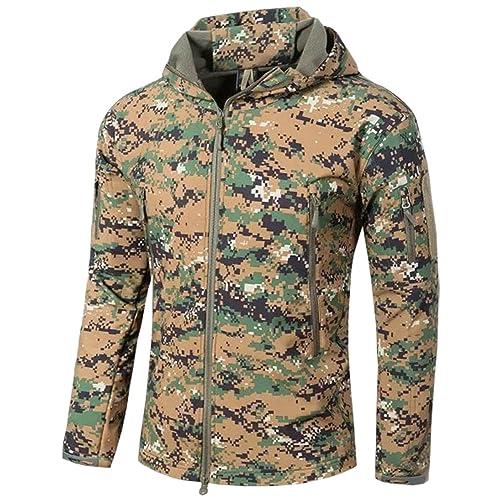 89912019 Tactical Jackets for Men: Amazon.co.uk