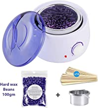 Jini Collection® Pro Wax Warmer Hot Wax Heater for Hard, Strip and Paraffin Waxing