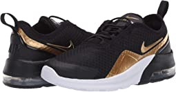 Black/Metallic Gold/Black/White