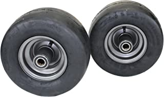 (Set of 2) 13x6.50-6 4 Ply Ariens/Gravely Tire/Wheel Assembly