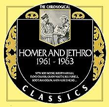 Homer & Jethro - Chronological Classics 1961-1963