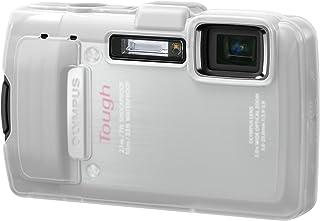 OLYMPUS デジタルカメラケース シリコンジャケット ホワイト CSCH-114