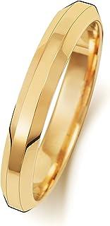 Anello Fede Nuziale Uomo/Donna 3mm in Oro giallo 9k (375) WJS189289KY