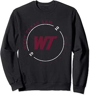 West Texas A&M Buffaloes NCAA SweatshirtRYLWTX11