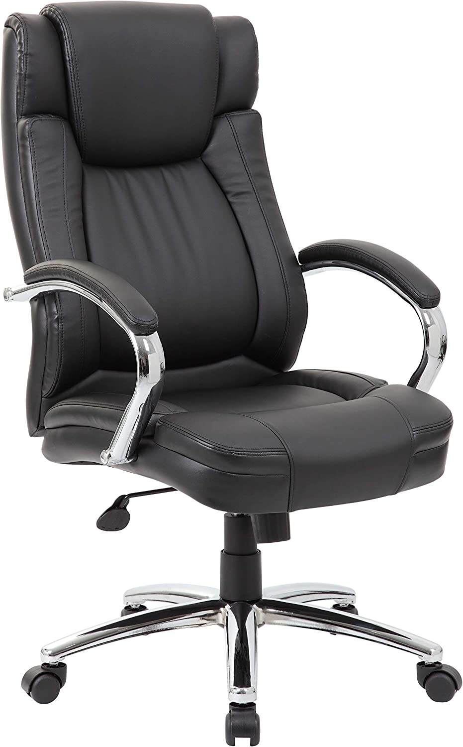 Boss Office Products (BOSXK) B17001C-BK Executive Chair Black