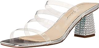 Betsey Johnson SB-CAPRI womens Heeled Sandal