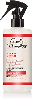Curly Hair Products by Carol's Daughter, Hair Milk Curl Refresher Spray For Curls,..