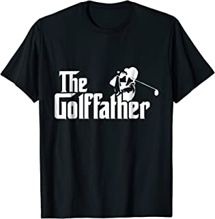 Mens The Golfather T-Shirt