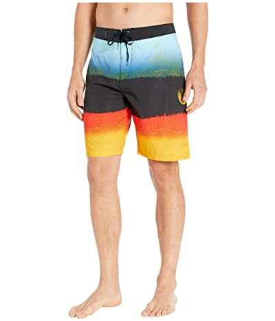 Hurley 20 Phantom Sunset Boardshorts (Blue Gaze) Men