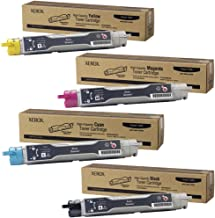 Xerox 106R01147, 106R01144, 106R01145, 106R01146 Toner Cartridge Set - Phaser 6350