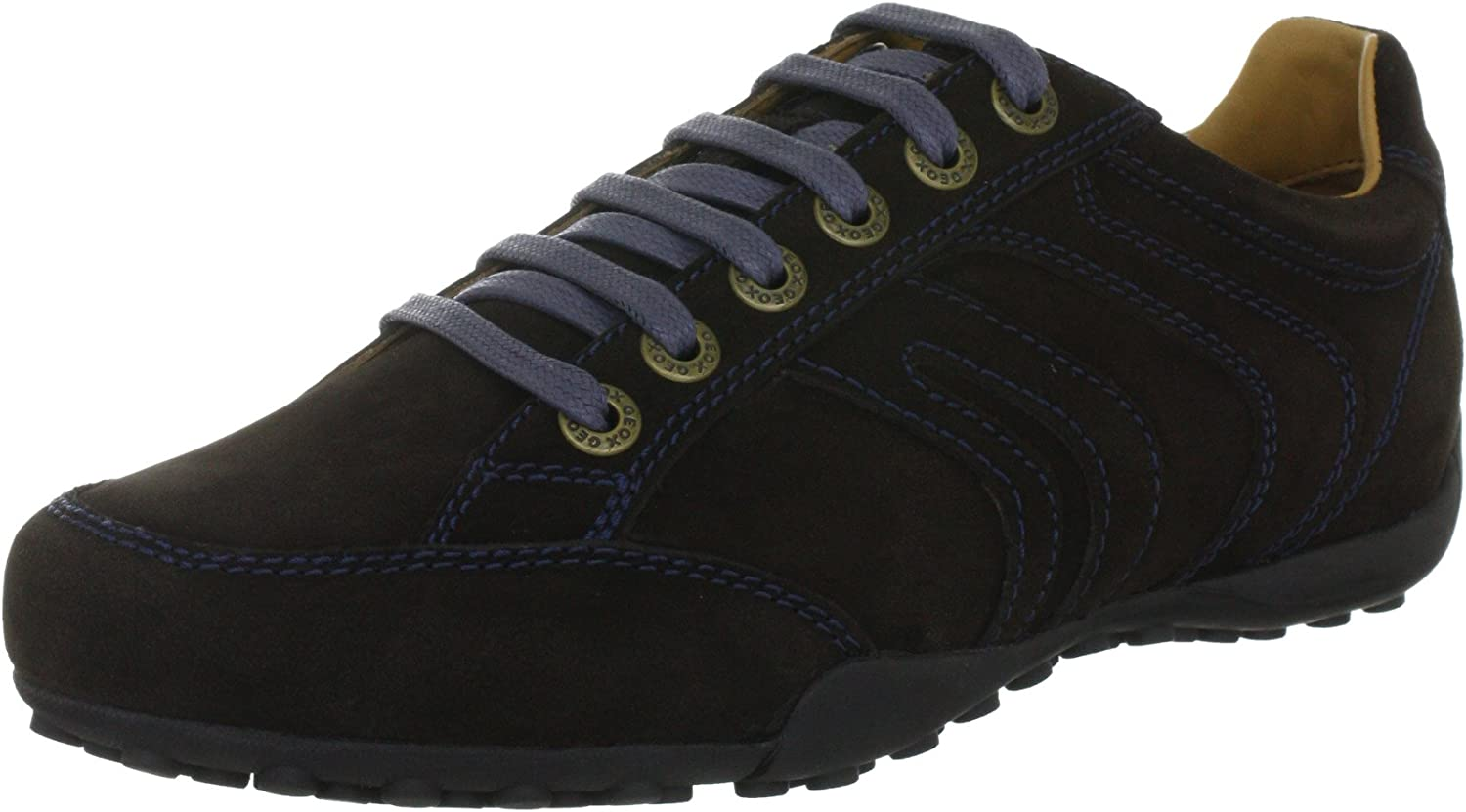 2d7285b44c1 Geox U Snake Z U2407Z00022C6009 Men's Trainers nblgog5871-New Shoes ...