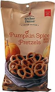 Archer Farms Pumpkin Spiced Pretzels - 8oz, pack of 1 total 10oz