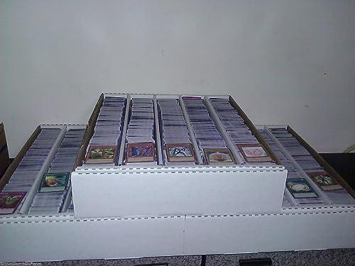 tienda de descuento YuGiOh 4000 Mixed Cards Bulk From Massive Store Store Store Inventory Includes 100 Holos by yugioh  Envío y cambio gratis.