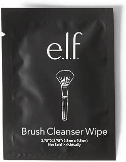 e.l.f. Brush Cleaner Wipes (10 wipes)