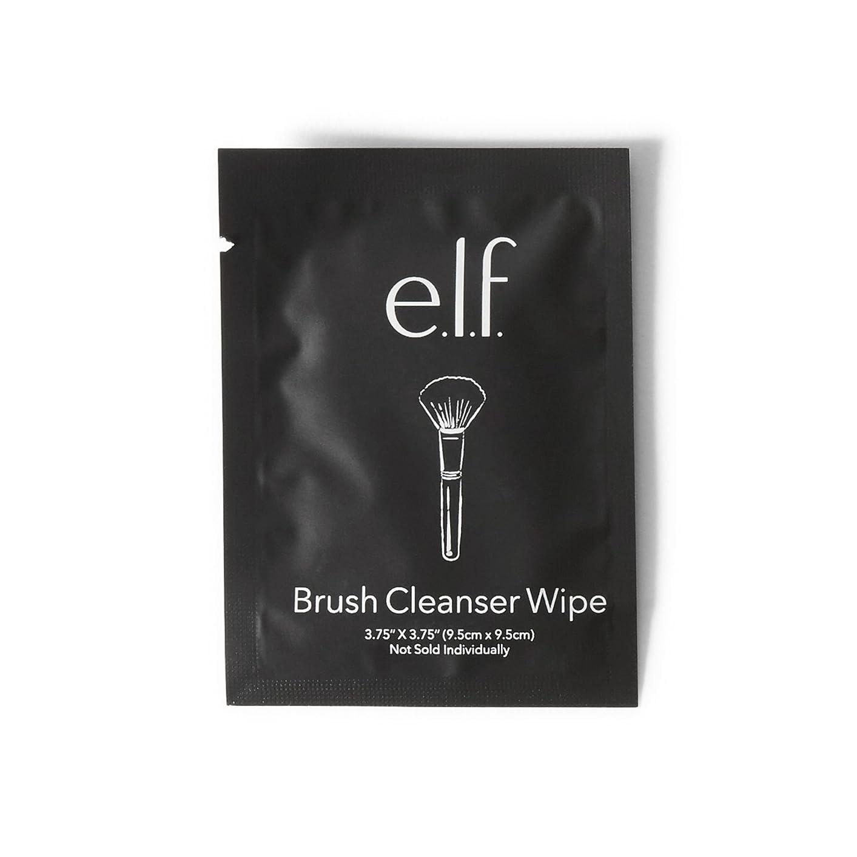 ゴルフアラームe.l.f. Brush Cleanser Wipes (並行輸入品)