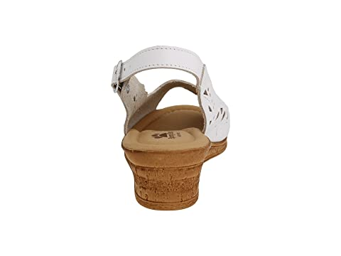 Spring Step Orella White Leather Fast Shipping Visit New Good Service Up To Date 51qseJY