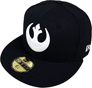 Rebel Alliance 59fifty Fitted Cap Special Limited Edition Star Wars Mens