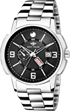 Eddy Hager Day and Date Men's Watch EH-226