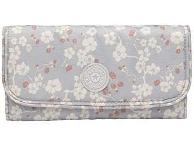 Kipling Money Land RFID Wallet (Floral Garden) Handbags