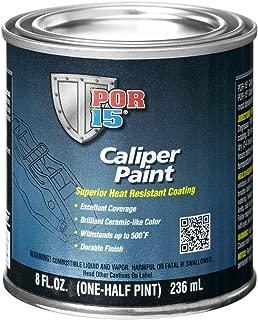 POR-15 42506 Silver Caliper Paint - 8 fl. oz.