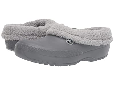 Crocs Classic Blitzen III Clog (Charcoal/Light Grey) Clog/Mule Shoes
