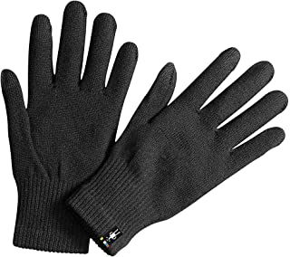 Merino Wool Liner Glove - Touch Screen Compatible Design for Men and Women