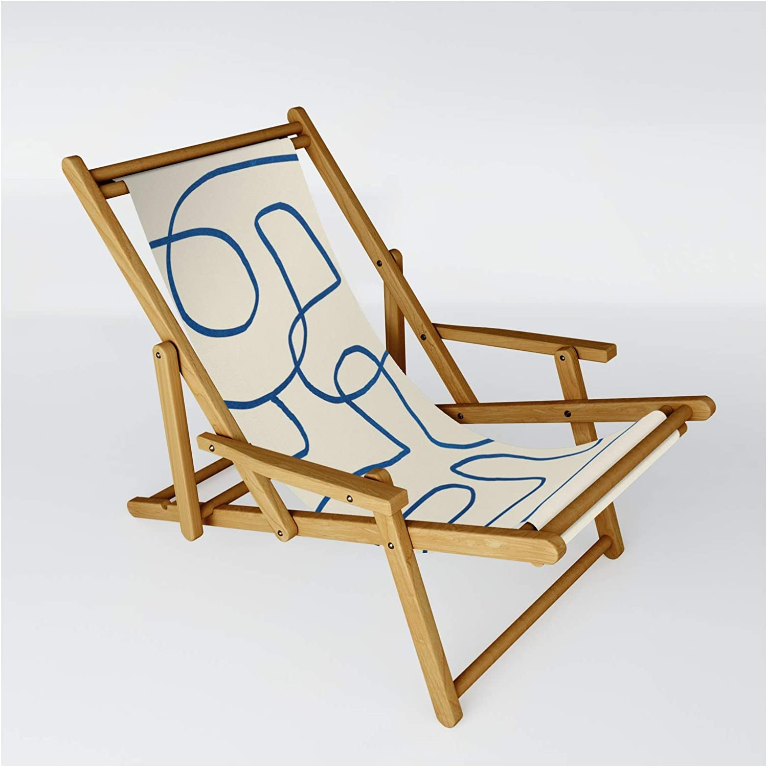 Society6 Abstract Line Art 16 by on Sling Spasm price Chair On - Thingdesign Weekly update
