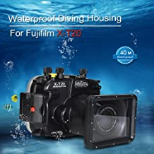 Sea frogs for Fujifilm X-T20 / X-T10 (16-50) 40m/130ft Underwater Camera Housing