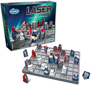 ThinkFun 1034 Laser Chess Game Logic Games