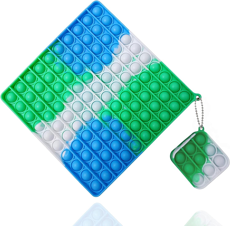 Big Size Push Pop Bubble Fidget Mini Save money Toys Import 1 100 Bubbl with