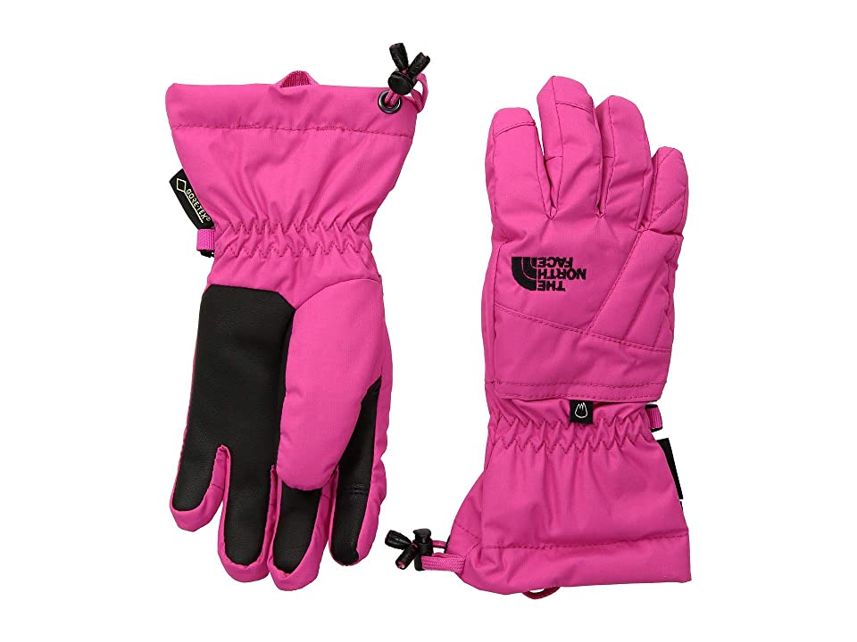 The North Face Kids Montana Gore-Tex(r) Gloves (Big Kids) (Petticoat Pink) Extreme Cold Weather Gloves