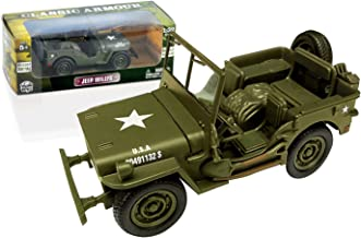 Classic Armour - Willys Jeep 1:32 Scale