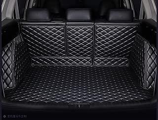 WillMaxMat Custom Fit Pet&Dog Trunk Cargo Liner Floor Mat for Mercedes G Class G350 G500 G55 G63 Before 2019 -Black w/Black Stitching