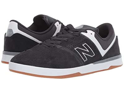 New Balance Numeric 533 (Black/White) Men