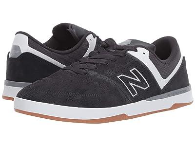 New Balance Numeric 533 (Black/White) Men