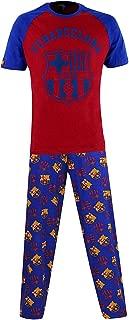 Barcelona F.C. Barcelona Football Club Mens Pajamas