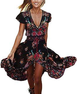 4c55679ec Amazon.es: ropa hippie - L / Mujer: Ropa