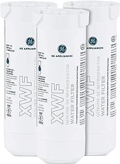 GE XWF Refrigerator Water Filter (3-Pack)