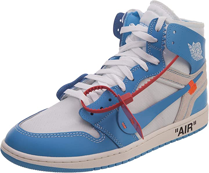Jordan scarpe in pelle per bambini 6 blu AQ0818 148