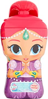 Nickelodeon Shimmer and Shine 3-in-1 Body Wash Shampoo Conditioner 14 FL OZ