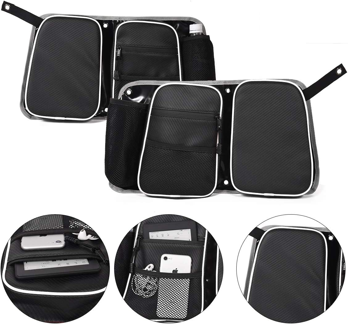 RZR Rear Limited time cheap sale Door Bags Passenger Special price for a limited time and Driver wit Bag Storage Side Set